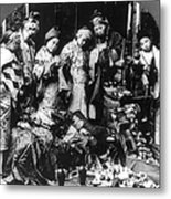 China: Ceremony, C1919 Metal Print