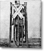 China Punishment, C1870 Metal Print