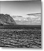 Chinaman's Hat Island From A Different Angle Metal Print