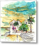 Chipiona Spain 04 Metal Print