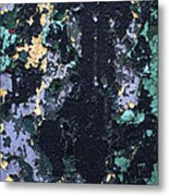 Chipped Paint Metal Print