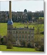 Chipping Norton Bliss Mill Metal Print