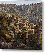 Chiricahua National Park - The Grotto 02 Metal Print