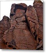 Chiricahua National Park - Wonderland Of Rocks009 Metal Print