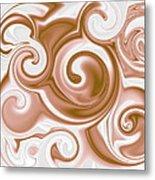 Chocolate Milk Take 2 Metal Print