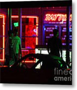 Choices After Midnight Metal Print