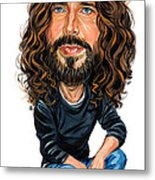 Chris Cornell Metal Print by Art
