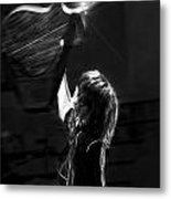 Chrissie Hynde Encore By Denise Dube Metal Print