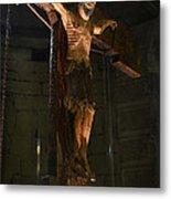 Christ Of Salardu Metal Print
