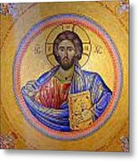 Christ Pantocrator -- No.4 Metal Print