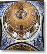 Christ Pantocrator -- No.5 Metal Print