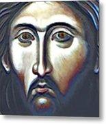 Christ The Judge Metal Print