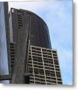 Christchurch Architecture Metal Print