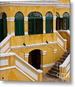 Christiansted National Historic Fort Metal Print
