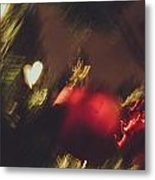 Christmas Abstract Vii Metal Print