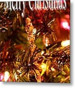 Christmas Card 1 Metal Print
