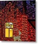 Christmas Card -2014 Metal Print