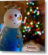 Christmas Card II Metal Print