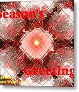 Christmas Cards And Artwork Christmas Wishes 67 Metal Print