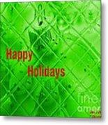 Christmas Cards And Artwork Christmas Wishes 9 Metal Print