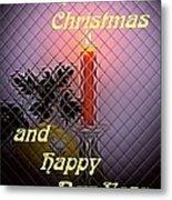 Christmas Cards And Artwork Christmas Wishes 95 Metal Print