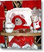 Christmas Delights Metal Print