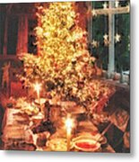 Christmas Eve Metal Print by Mo T