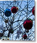 Christmas Is Looking Up This Year Metal Print