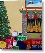 Christmas Memories Metal Print