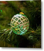 Christmas Wish Metal Print