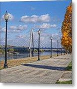 Christopher S. Bond Bridge Metal Print