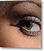 Christy Eyes 89 Metal Print