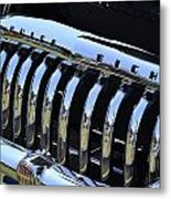 Chrome Metal Print