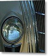 Chrysler Airflow Metal Print