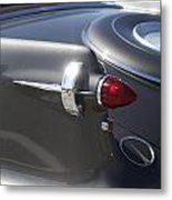 Chrysler Imperial Taillight Metal Print
