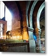 Chuch Of The Holy Sepulchre In Jerusalem Metal Print