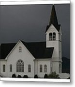 Church 2 Metal Print