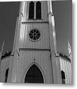 Church Founded 1874 Metal Print