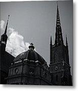Church I Metal Print
