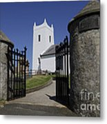 Church If Ireland Metal Print