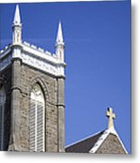 Church In Tacoma Washington 4 Metal Print
