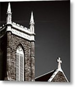 Church In Tacoma Washington 5 Metal Print