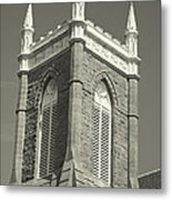 Church In Tacoma Washington Metal Print