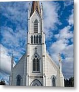 Church Of Assumption Metal Print