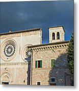 Church Of  Di San Pietro In Assisi Metal Print