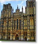 Church Of England Metal Print