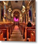 Church Of Saint Louis Metal Print