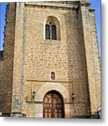 Church Of The Holy Spirit In Spain Metal Print