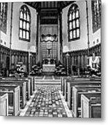 Church Of The Nativity Metal Print
