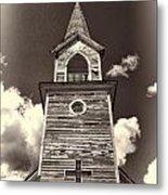 Church Steeple 2 Metal Print